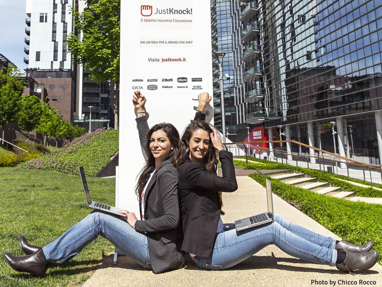 Le due ragazze che portano le vostre idee sui tavoli delle multinazionali
