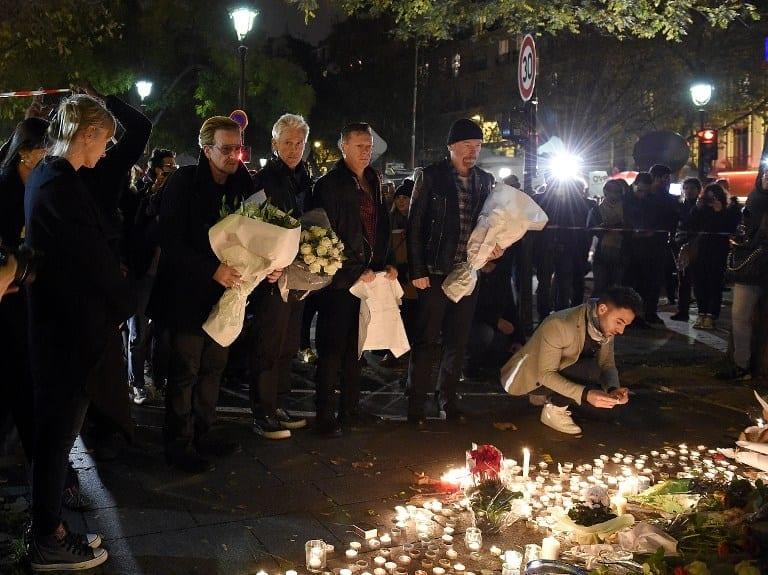 Gli U2 in concerto a Parigi il 6 e 7 dicembre. Così onoriamo la città