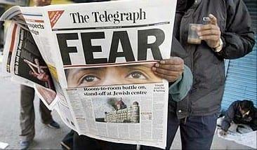"""""""Psicosi attentato: denuncia contro ignoti per procurato allarme"""". E se fossero i mass-media ad essere denunciati?"""