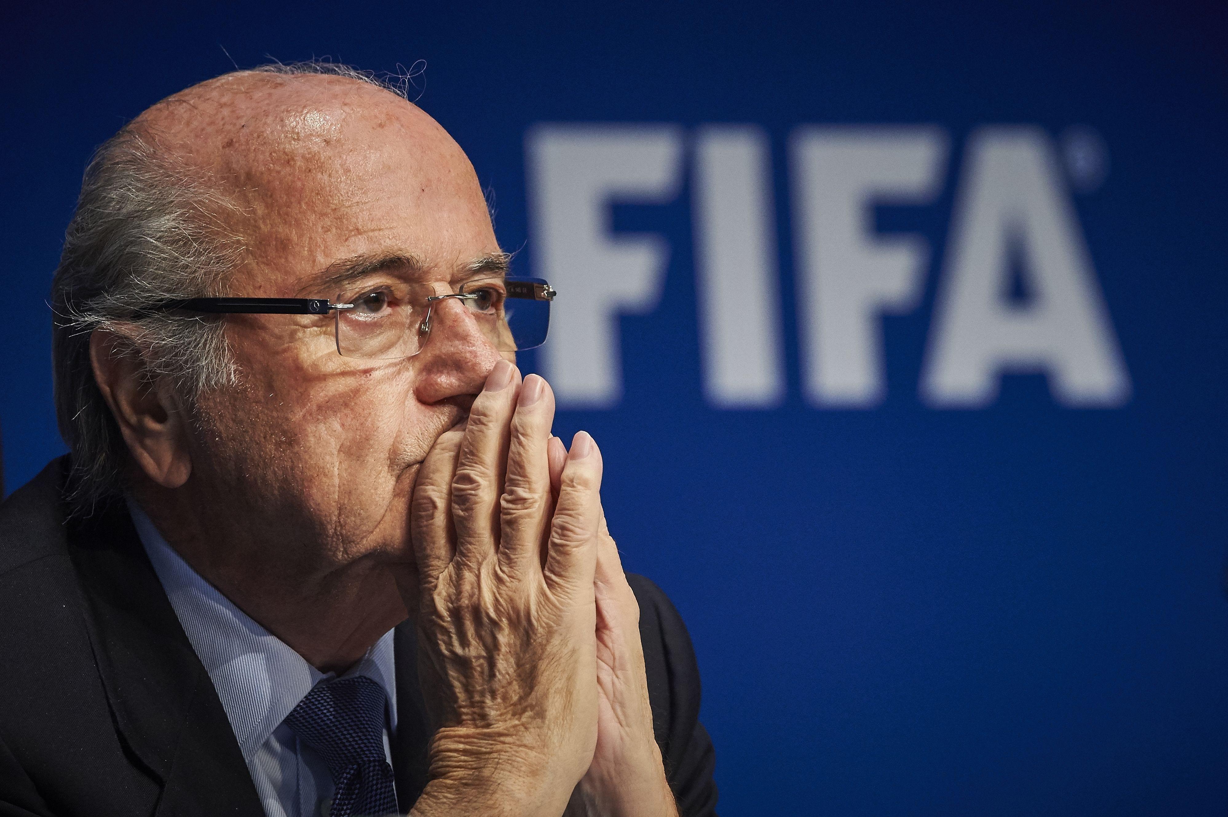 Blatter ricorre al Tas contro i 6 anni di squalifica