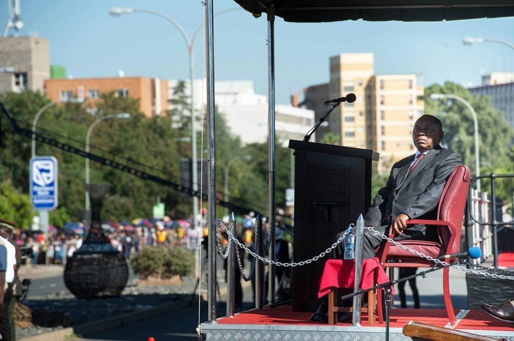 Cyril Ramaphosa riporta la primavera in Sudafrica