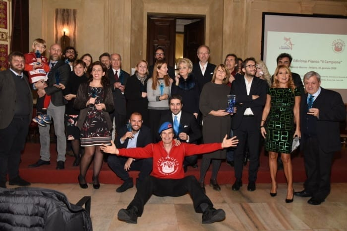 "11 ""campioni"" di solidarietà premiati a Milano dai City Angels"