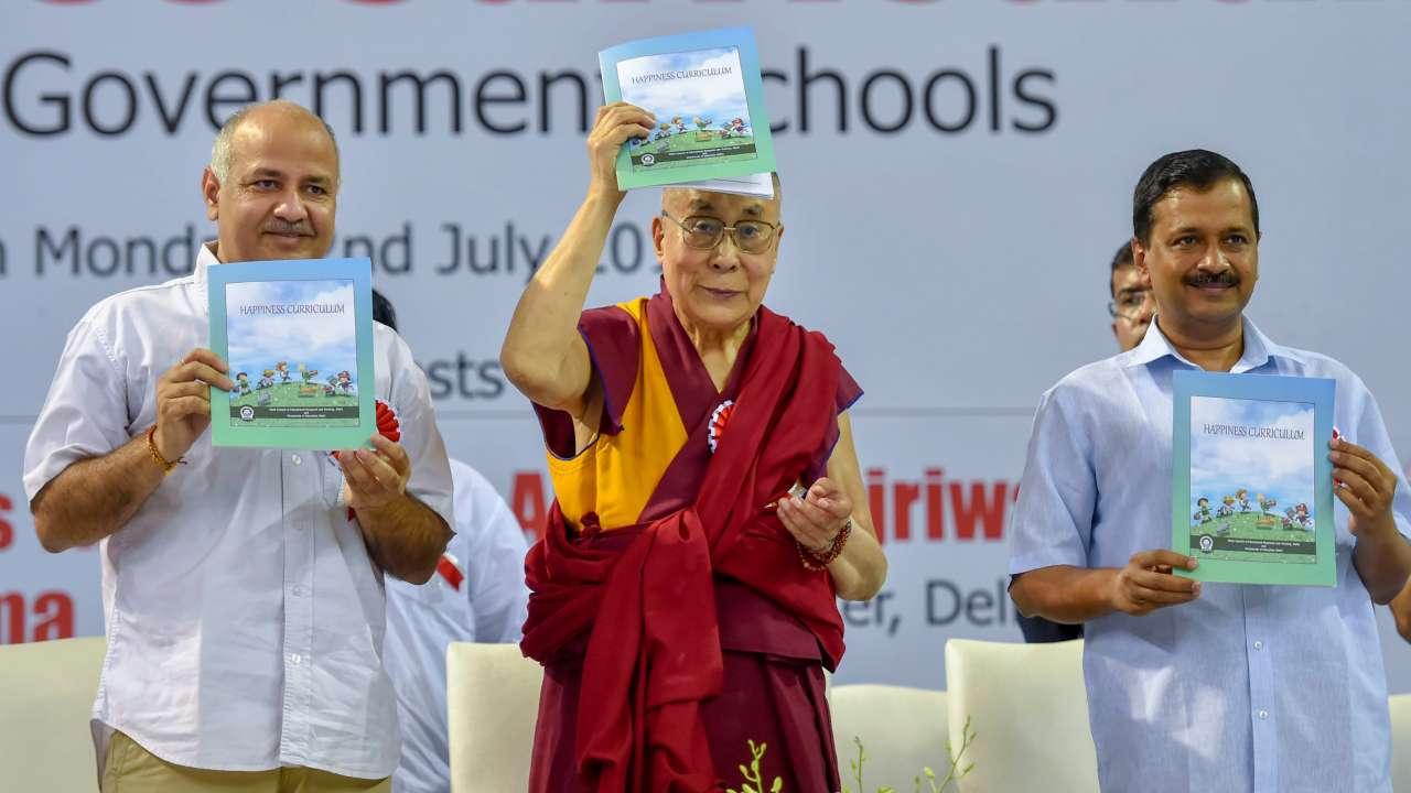 Educare alla felicità: il Dalai Lama dà il via al Happiness Curriculum