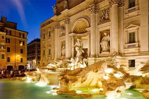 Roma-fontana-trevi