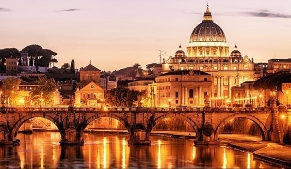 La top 5 delle città dove celebrare il tuo anniversario in Italia