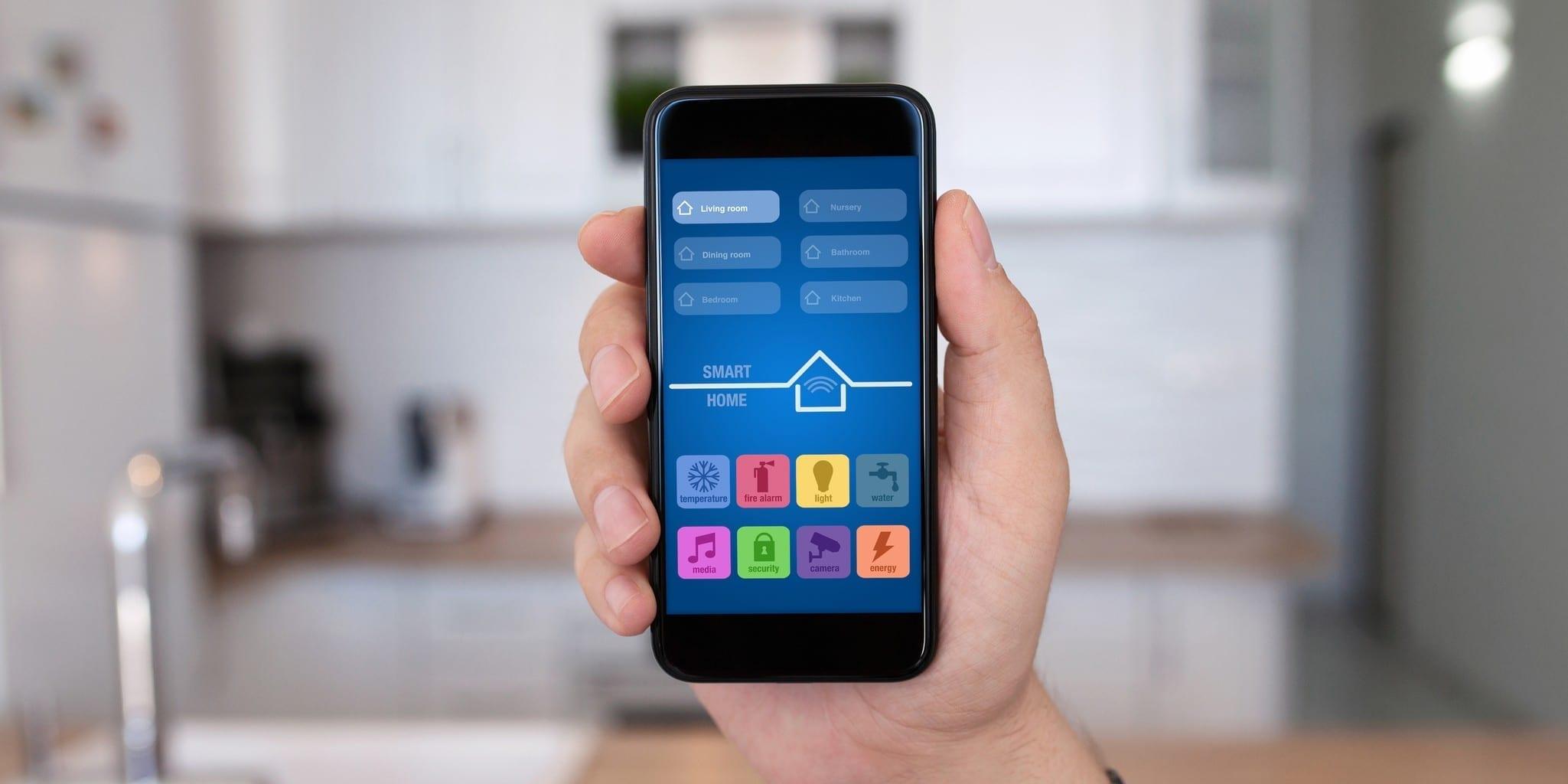 crescono le smart home e con loro i prodotti di elettronica scopri quali sono i pi venduti. Black Bedroom Furniture Sets. Home Design Ideas