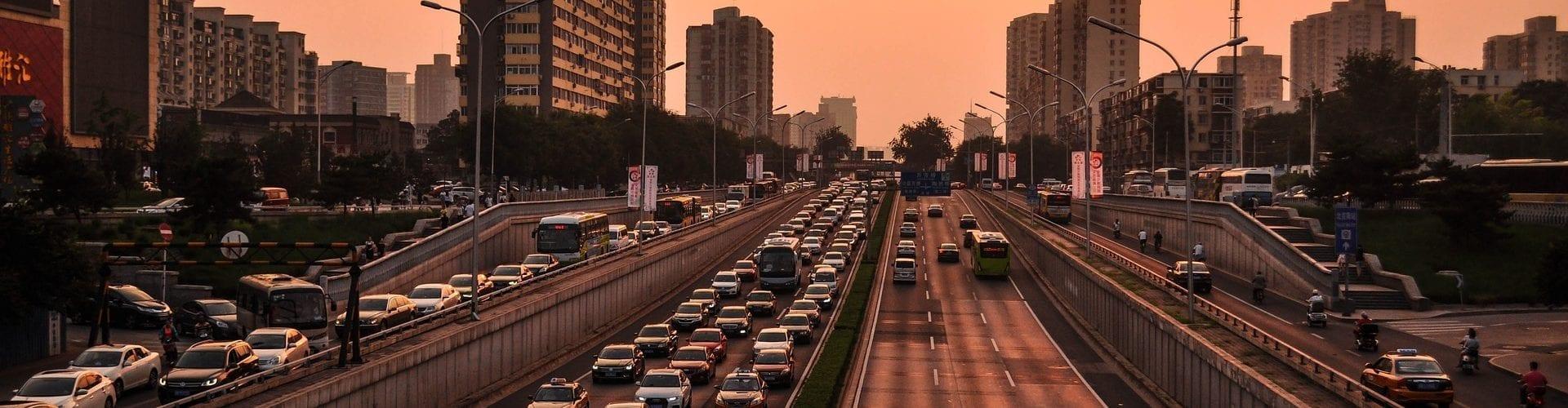 Meno traffico grazie a droni, sensori e auto intelligenti