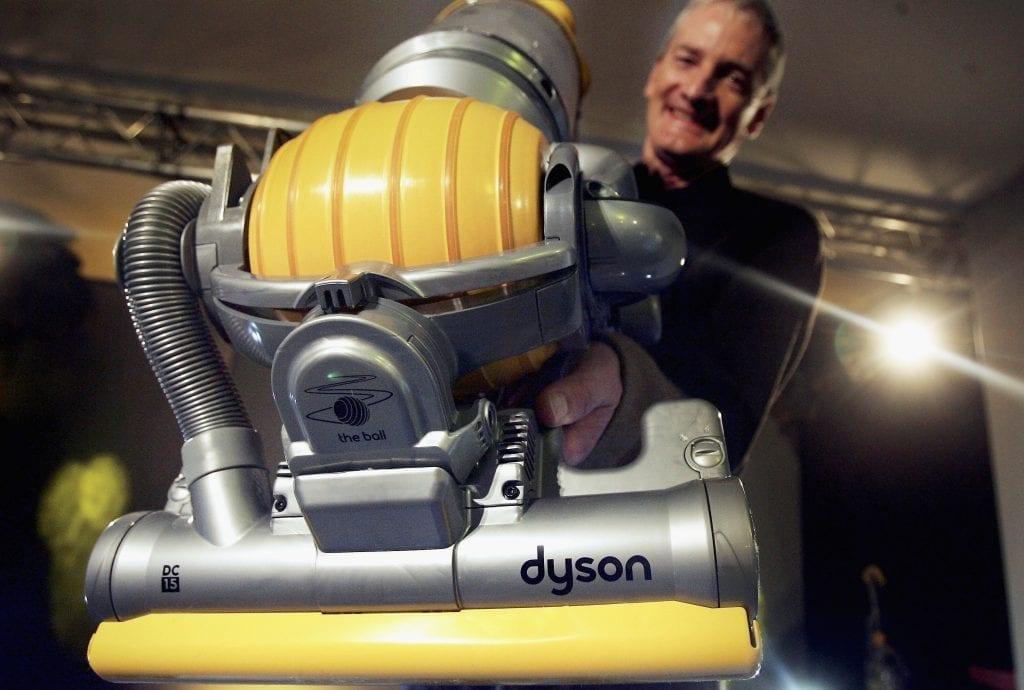 Dyson si unirà alla rivoluzione delle auto elettriche con la prima vettura nel 2021