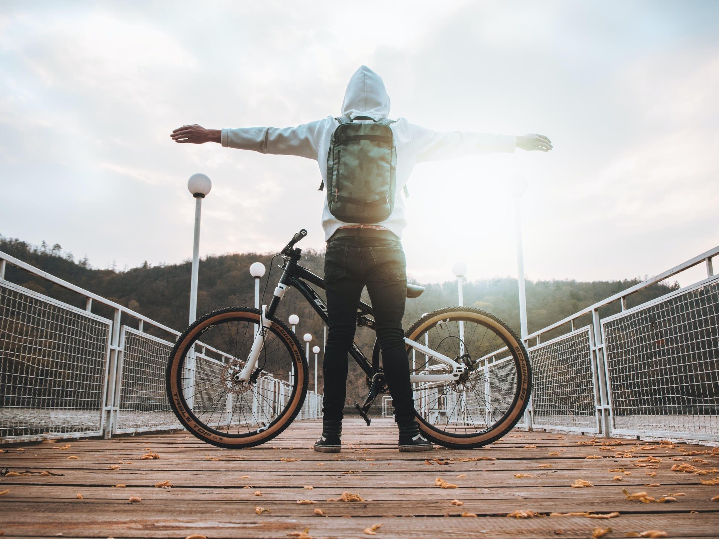 bonus bici è una grande opportunità per acquistare una bici da usare per sport all'aria aperta e vacanze nella natura nell'estate 2020