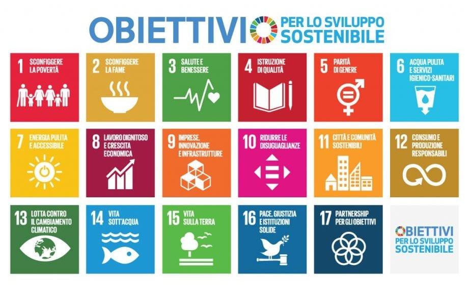 Le energie rinnovabili sono uno dei 17 obiettivi dell'Agenda 2030