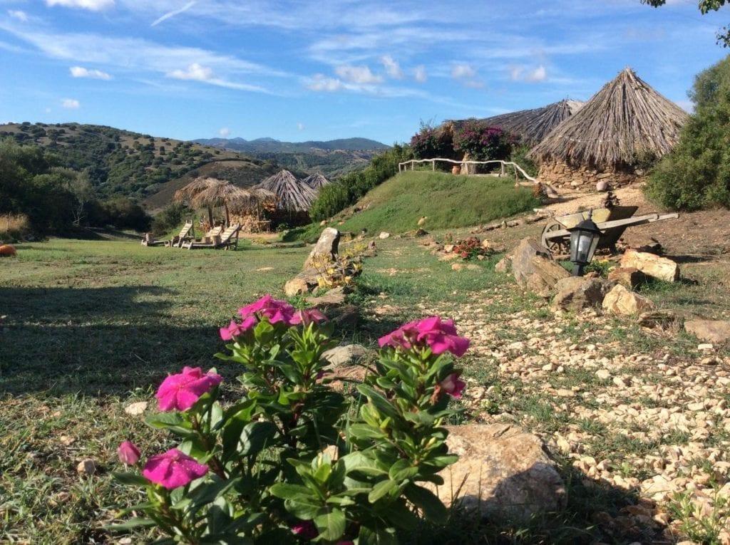 Villaggio glampingin Sardegna