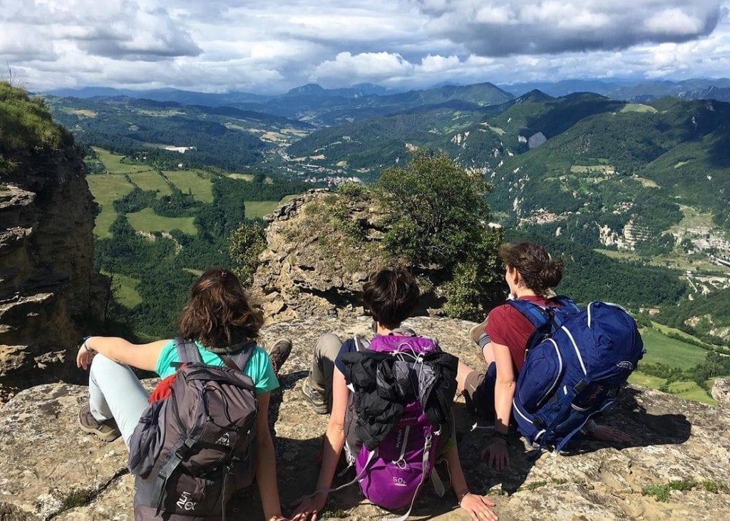 Italia, vacanze e Covid mettono in luce i percorsi di montagna