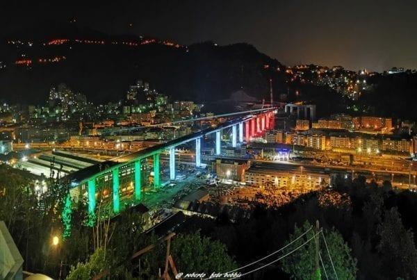 Genova, il nuovo ponte Morandi si chiamerà ponte S.Giorgio