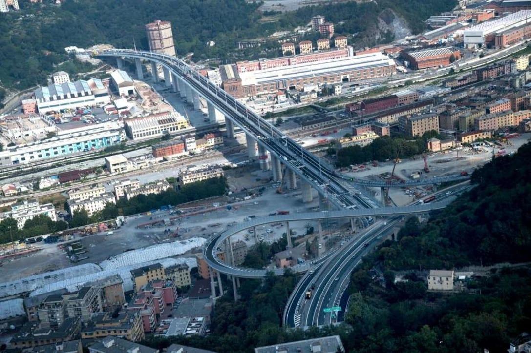 Genova, inaugurazione nuovo ponte Morandi: si riparte dopo 2 anni