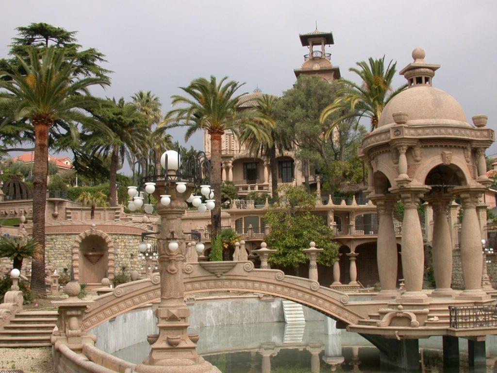 Museo all'aperto Parco Villa Grock