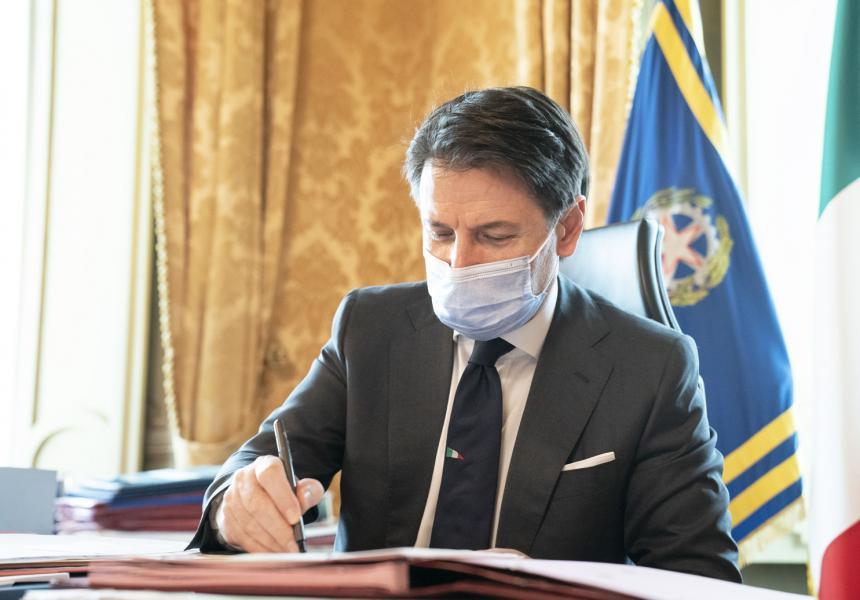 Nuovo DPCM ottobre 2020: Conte firma il decreto contro l'emergenza coronavirus