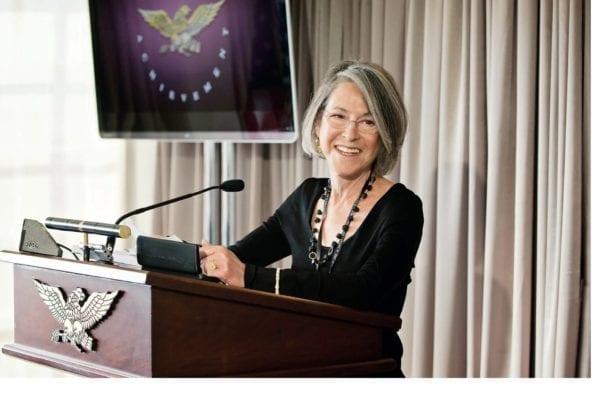 Louise Gluck. premio Nobel per la Letteratura 2020