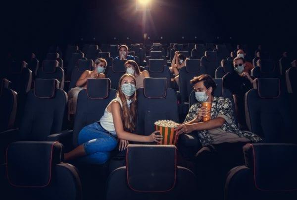 Il cinema al tempo del covid.